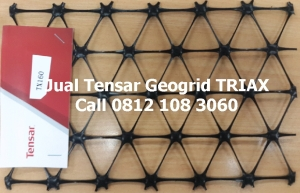 Jual Tensar Geogrid Triax call 0812 108 3060